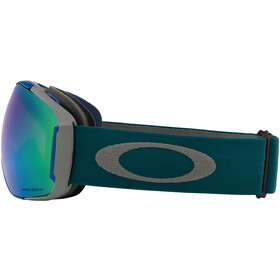 Oakley Airbrake XL Goggles grøn/petroleumsgrøn